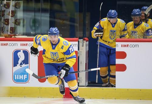 Сборная Украины по хоккею проиграла литовцам на чемпионате мира