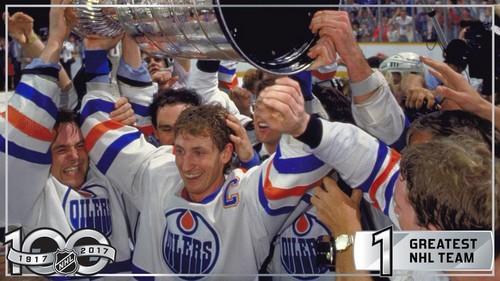 «Эдмонтон» сезона 1984/85 признан лучшей командой вистории НХЛ