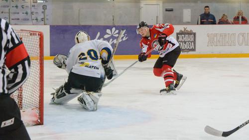 Донбасс продлил победную серию до 11-ти матчей
