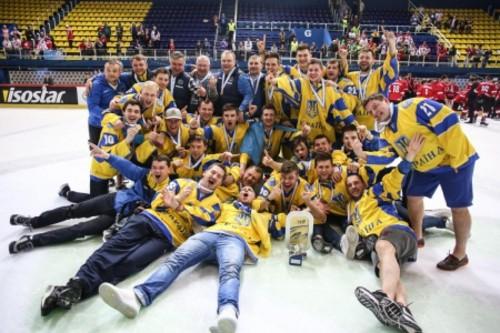 29 ноября в Киеве презентуют логотип и талисман ЧМ по хоккею