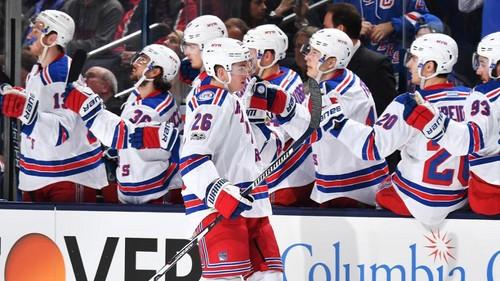 Бобровский невыручил «Коламбус» вматче НХЛ