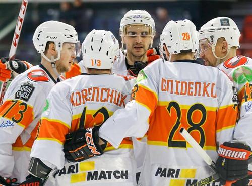 «Кременчуг» стал первым финалистом плей-офф УХЛ