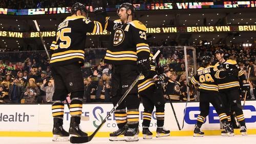 НХЛ. Бостон — Монреаль