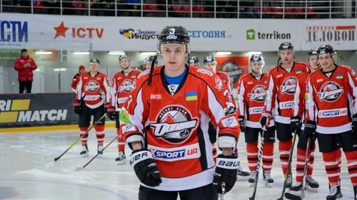 ХК Донбасс. Владислав Луговой