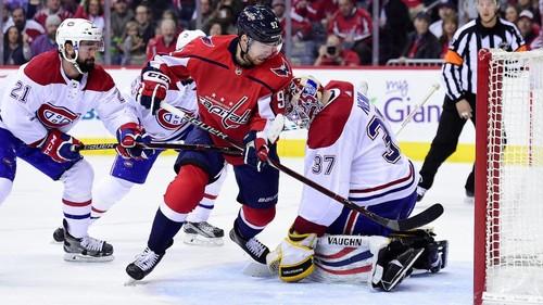 НХЛ. Вашингтон — Монреаль