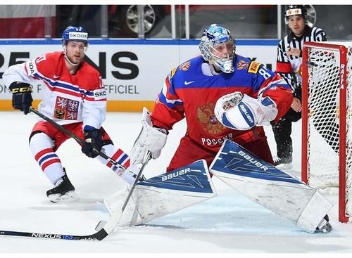 Состоялись первые матчи 1/4 финала чемпионата мира по хоккею