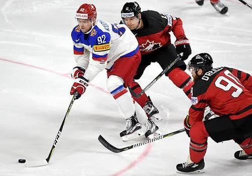 Уступая 0:2 после второго периода, канадцы нашли в себе силы переломить ход матча