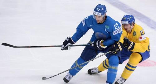 Нападающий «Барыса» и сборной Казахстана решил больше внимания уделять семье